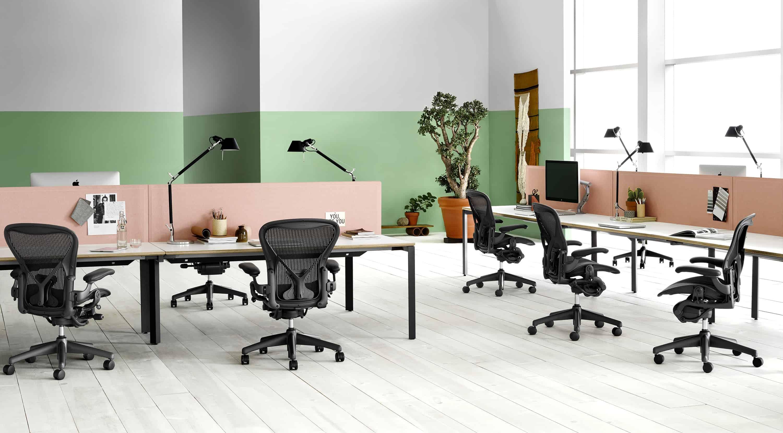 Benefícios de uma boa cadeira escritório