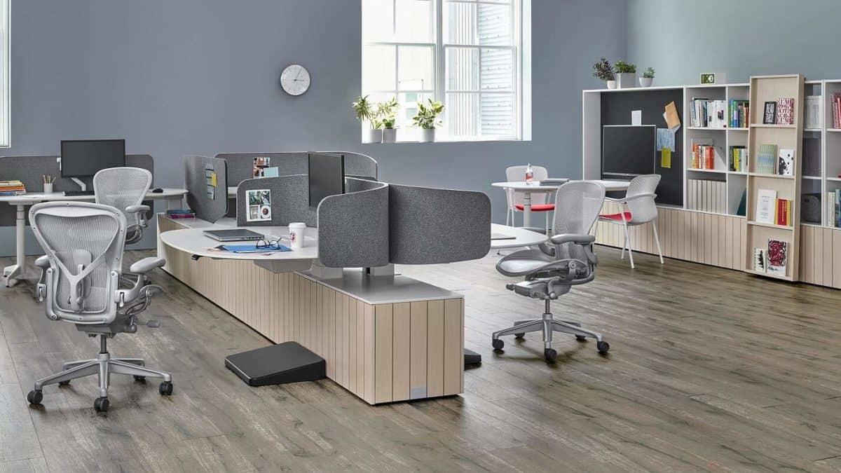 A má mobília de escritório está a arruinar a sua vida?