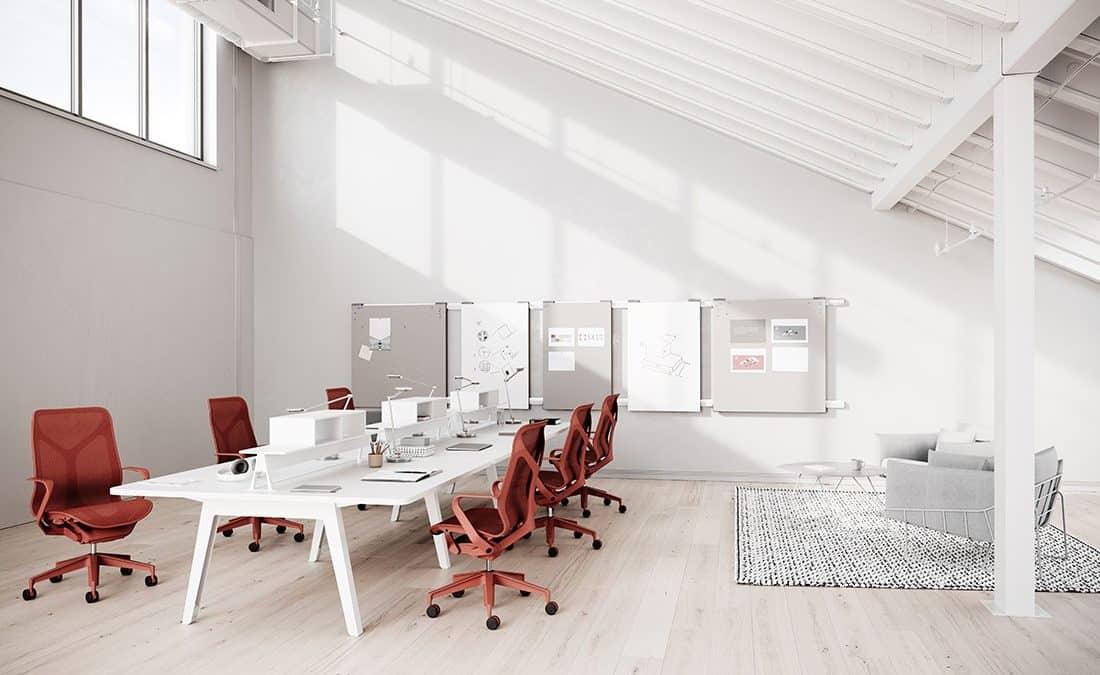 Qual a cadeira de escritório correta?