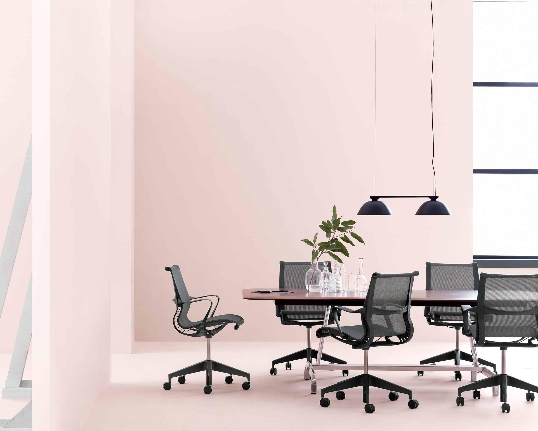O custo de uma cadeira de escritório
