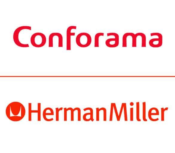 Cadeira de Escritório Conforama e Herman Miller