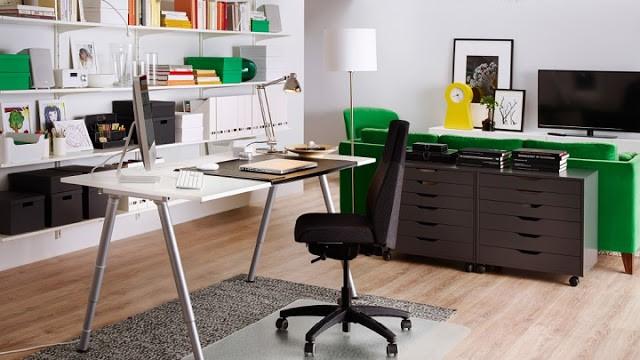 Cadeiras de Escritório IKEA