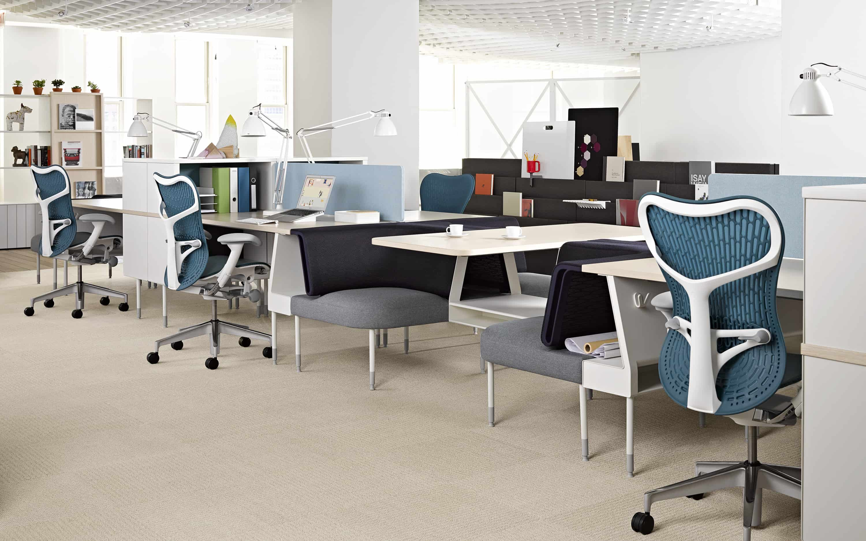O Conceito Living Office - Herman Miller