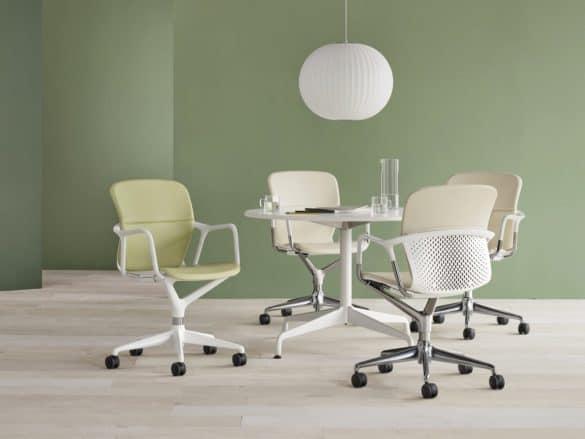 Conforto e Cadeiras de escritório Herman Miller