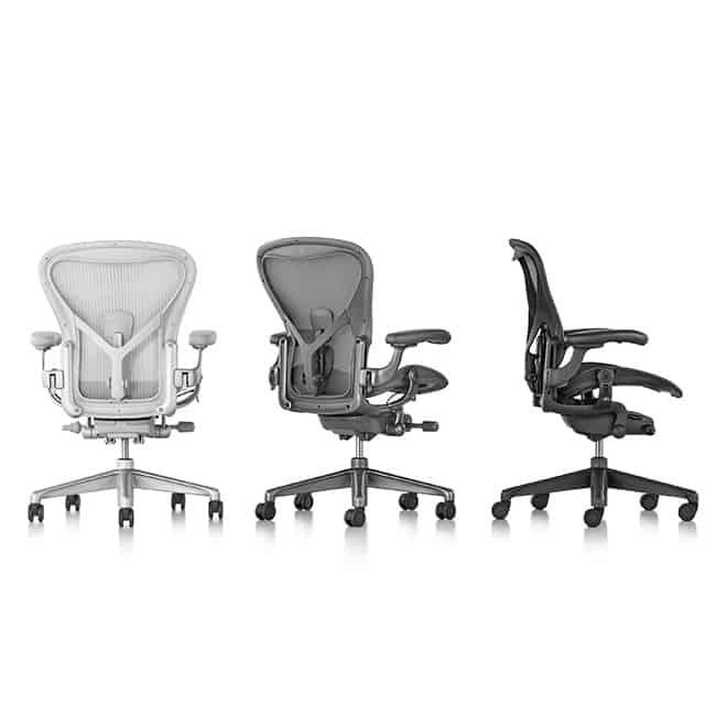 Marcas cadeira de escritório