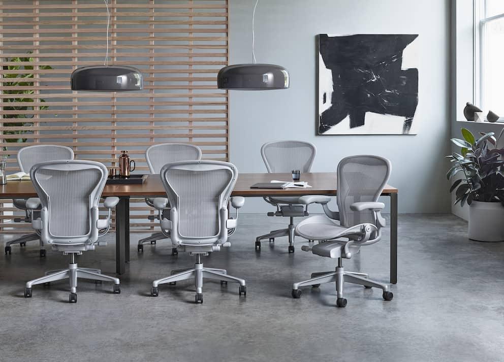 Ambiente Pro e Harmonioso no seu Escritório - Cadeira de escritório