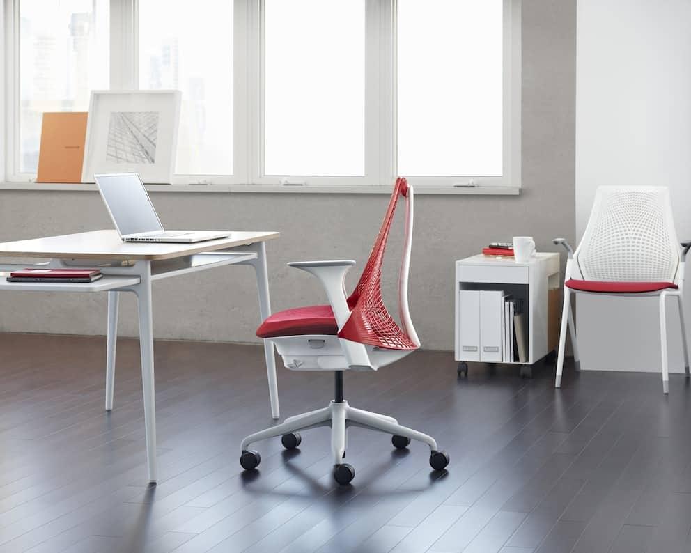 Procura a cadeira de escritório perfeita?