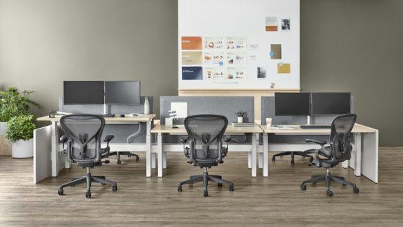 Cadeira de escritório e as opções infinitas