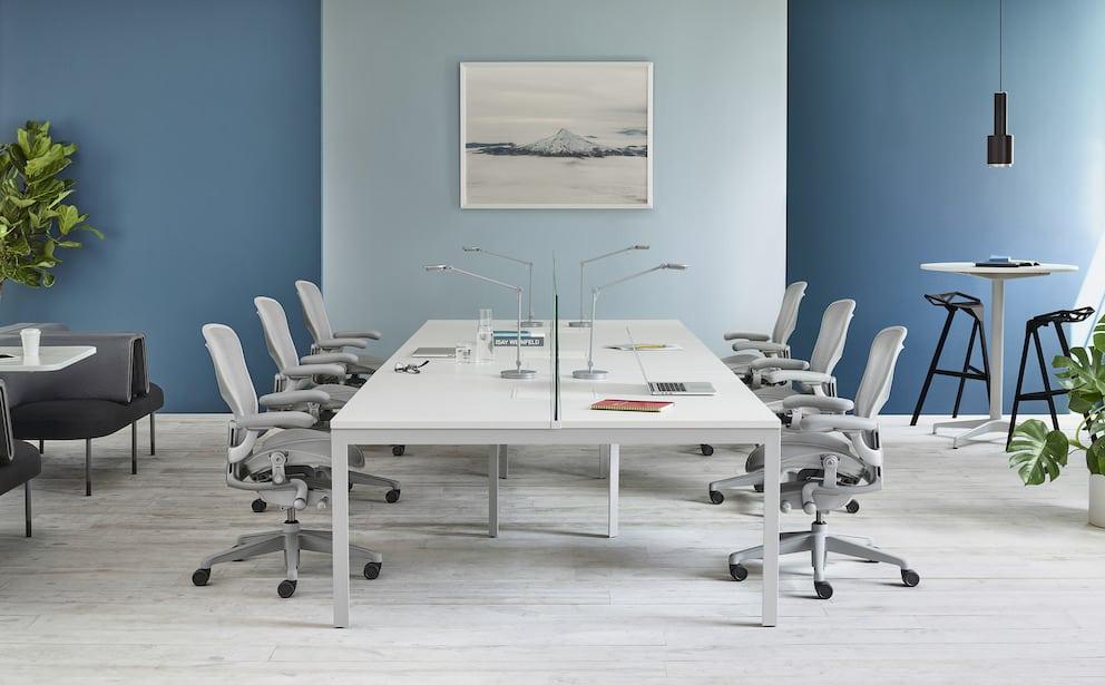 A escolha de Cadeiras de escritório e a rentabilidade dos trabalhadores