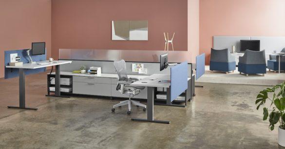 Seleção dos moveis – Cadeiras para escritorio